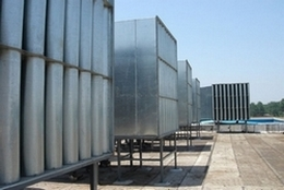 Industrial Air Duct Silencers For Hvac Noise Enoise Control
