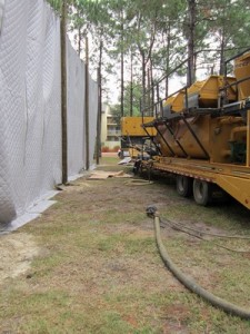 Outdoor Construction Sound Curtains