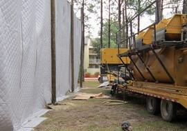 Construction Sound Curtains