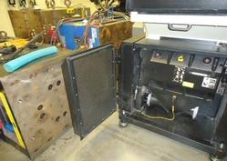 Machine Enclosure Acoustic Foam