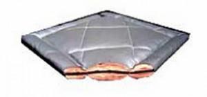 Air Compressor Enclosure Sample Material