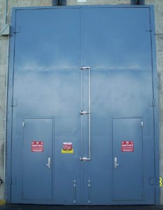 Industrial High STC Rated Doors