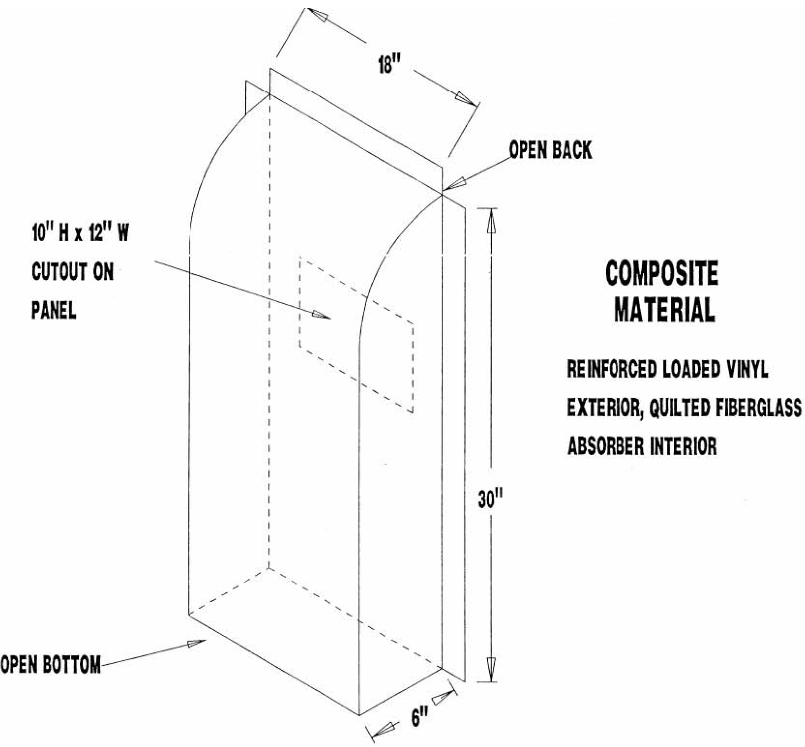 Air Compressor Sound Enclosure