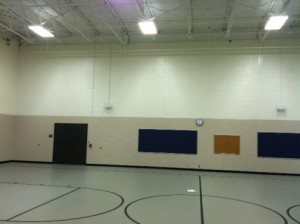 school gym before 2