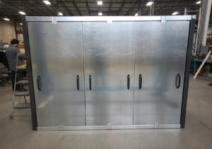 PD Blower noise reduction enclosure