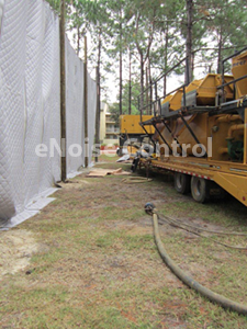 outdoor-sound-curtain-near-horizontal-directional-drilling-equipment