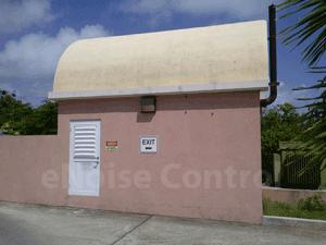 generator house exterior
