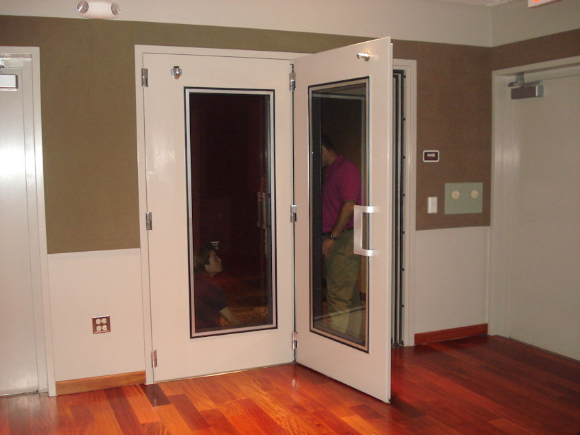 IAC Acoustics has installed more than 100000 sound control doors since 1949. STC (Sound Transmission Class) ratings for these applications ranges from STC ... & IAC Noise-Lock Acoustic Doors - eNoiseControl