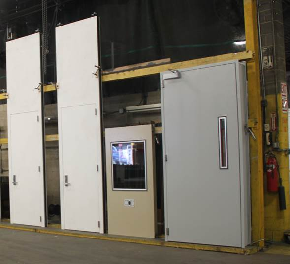 STC Rated Doors