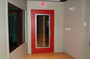 Sound Rated Acoustic Door