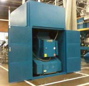 Steel Sound Enclosure