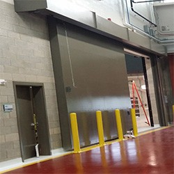 Sound Rated Sliding Acoustic Door